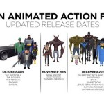 Batman Animated Action Figures mise à jour