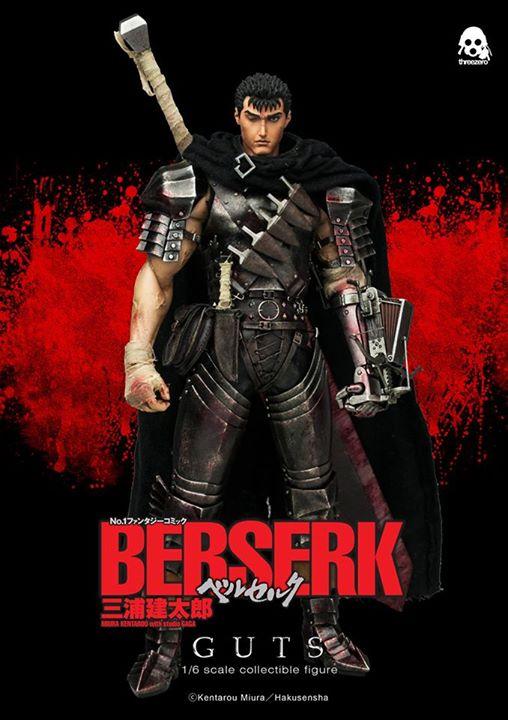 berserk threezero