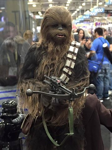 chewbacca hot toys