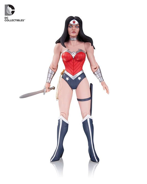 DC Comics Designer Series Greg Capullo: Wonder Woman and The Joker