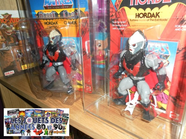 Hordak/Clanek et Made in Mexico