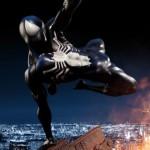 Spider-Man 'Symbiote Costume' Premium Format Figure en Préco chez Sideshow