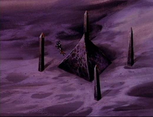 La pyramide de Mum - Ra (2)