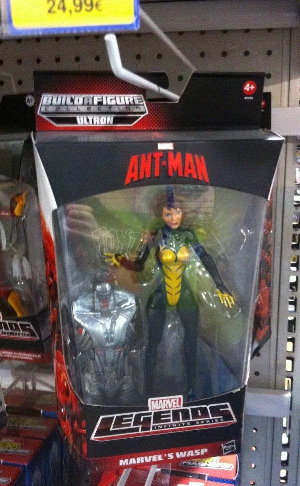Merval legends Ant-man