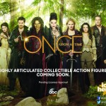Une série de figurines pour Once Upon A Time