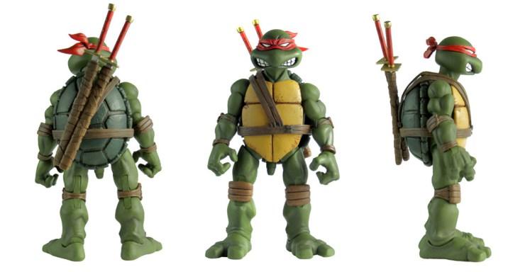 ToyzMag.com » Tortues Ninja : TMNT Leonardo Par Mondo Toys