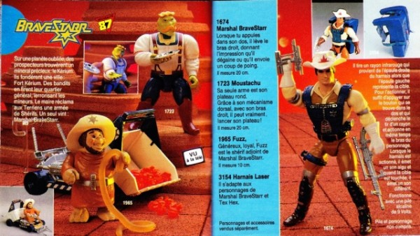 Catalogue Bravestarr (2)
