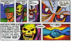 Mini Comics Hordak