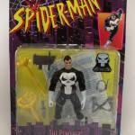 Instant Vintage Spider-Man The Punisher (ToyBiz 1995)
