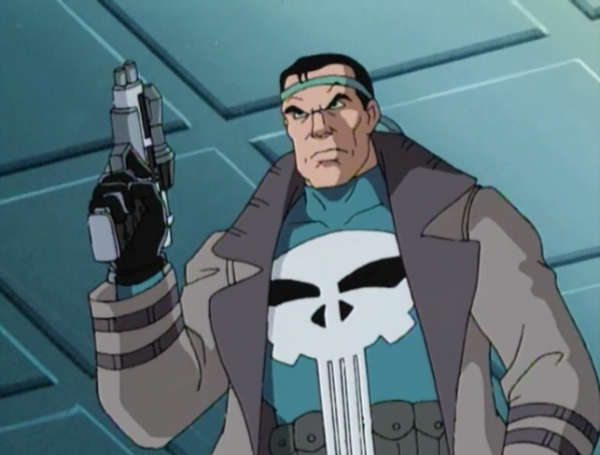 Punisher série animée