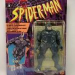 Instant Vintage: Spiderman Rhino (ToyBiz 1994)