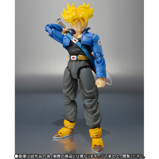 S.H.Figuarts TRUNKS -Premium Color Edition-