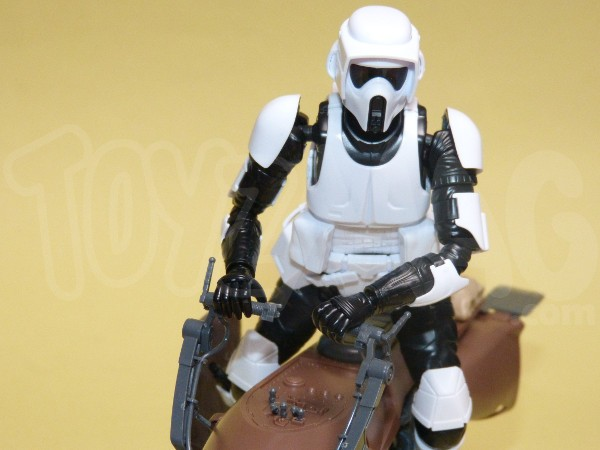 bandai scout trooper 27