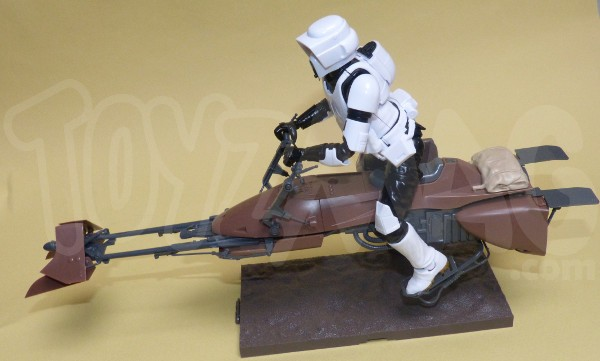 bandai scout trooper 30
