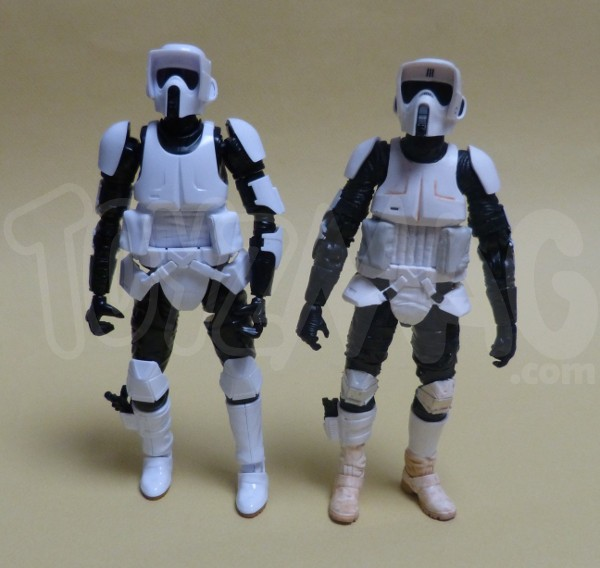 bandai scout trooper 37