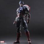 Captain America variant Play Arts Kai