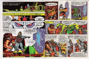 Mini Comics Hordak (2)