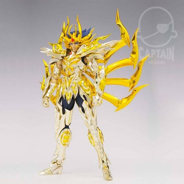 MYTH CLOTH EX Deathmask du Cancer - Soul of Gold