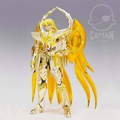 MYTH CLOTH EX Shaka de la Vierge - Soul of Gold