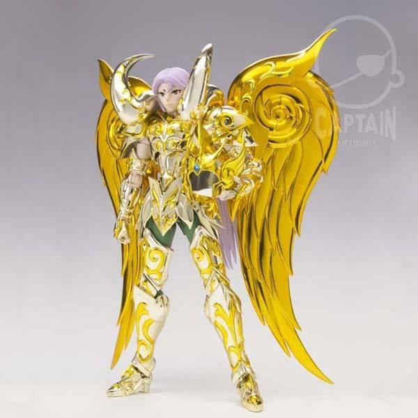 MYTH CLOTH EX Ariès Mu du Bélier - Soul of Gold