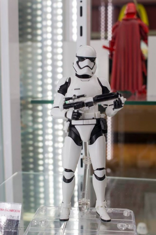 S.H.Figuarts First Order Stormtrooper