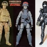Marauder Task Force Valkyries : succès du Kickstarter