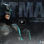 Preview Sideshow: Batman 'The Dark Knight' Premium Format Figure
