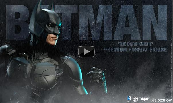 BatmanThe Dark Knight PF Sideshow Preview
