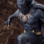 Black Panther Fine Art Statue par Kotobukiya