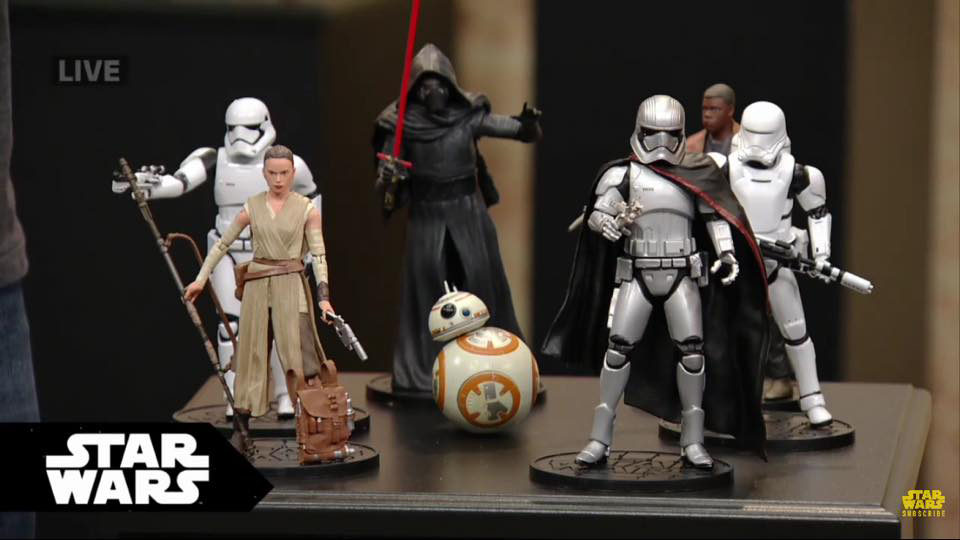 figurine star wars elite