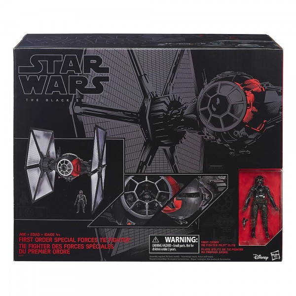Disney-Star-Wars-The-Black-Series-First-Order-Special-Forces-TIE-Fighter-1