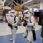 Force Friday – Toys R Us Bron – Reportage