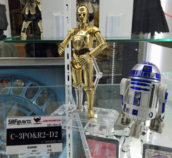 S.H.Figuarts C-3PO & R2-D2