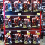 Dispo en France : Les figurines Star Wars Le Réveil de la Force