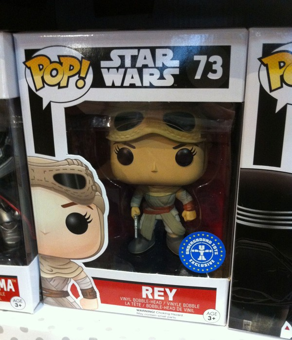 POP vinyl Star Wars le reveil de la Force