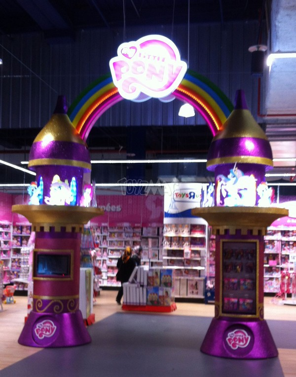 PLV my Little Pony PARIS