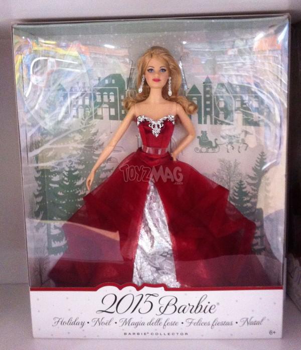 Barbie Noel 2015