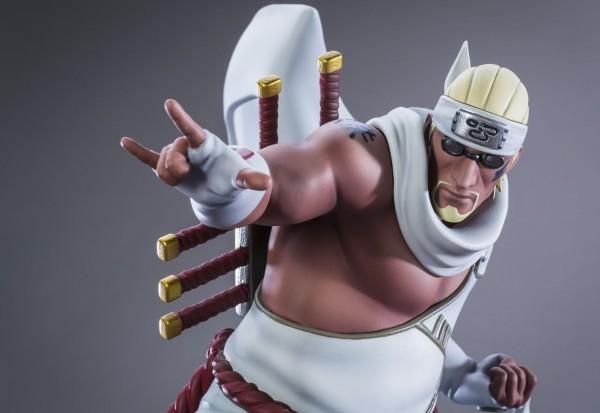 Hachibi et Killer Bee   HQS  Naruto  tsume art