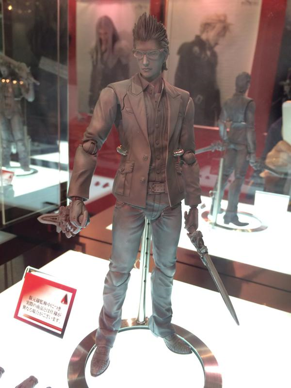 Play Arts Kai FINAL FANTASY XV Ignis play arts kai Tokyo game show 2015