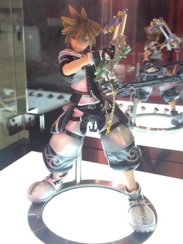 play arts kai Tokyo game show 2015