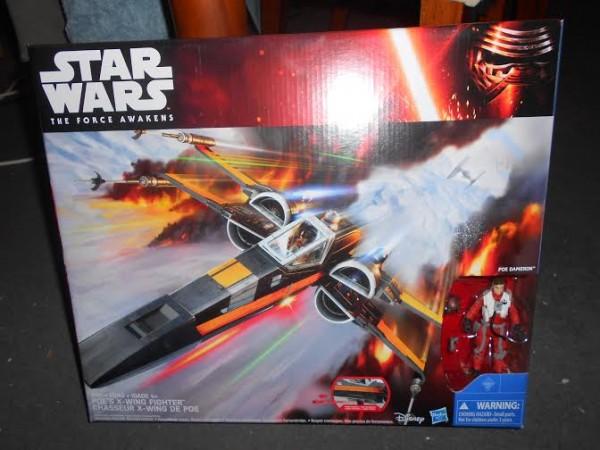POE xwing TFA Star Wars Épisode 7 : Le Réveil de la Force
