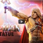 He-Man Statue en preview chez Sideshow Collectibles