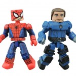 Marvel Animated Minimates wave 1.5 exclu Walgreens