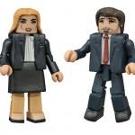 X-Files : les Minimates aux frontières du réel