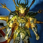 Tamashii Nation 2015 : Saint Seiya, les 12 God Cloths réunies