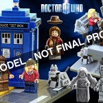 LEGO Ideas : le set Doctor Who en approche