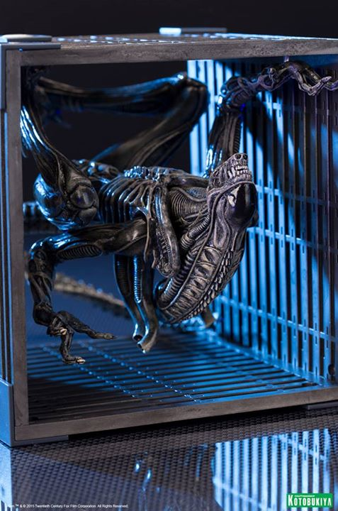 Alien-Warrior-Drone-ARTFXplus-Statue13
