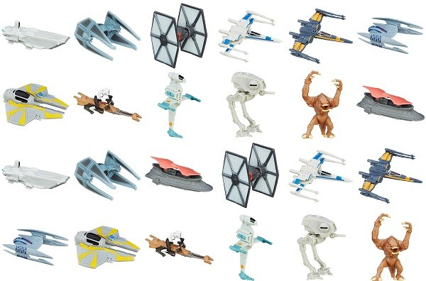 Figurines star wars Clasf