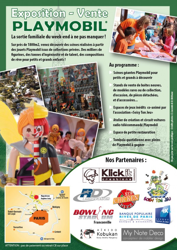 Flyer A6 Exposition playmobil Soisy 2015 V2 - Verso