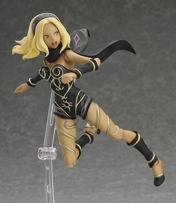 Gravity Daze - Kitten - Figma ‪#‎SP‬-064 Bundled with PS4 Gravity Daze Collector's Edition.